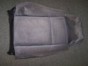 Pontiac Fiero Seat Backrest Cover Original Factory Upholstery