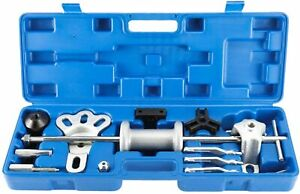 9way Slide Hammer Axle Bearing Dent Hub 2 Or 3 Jaw Puller Gear Remover Set