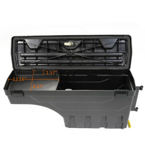 Passenger Side Truck Bed Storage Box Toolbox For 02 18 Dodge Ram 1500 3500 Usa