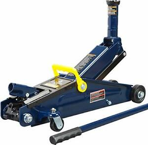 Tce At83006u Torin Hydraulic Trolley Service floor Jack With Extra Saddle Fit