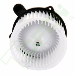 Hvac Heater Blower Motor With Fan Cage For Hyundai Car Parts Us