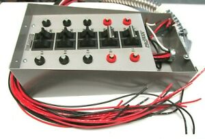 New Reliance Protran Transfer Switch 10 Circuit 125 250vac Cat 30310a Ux 304