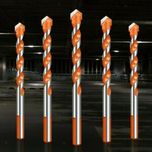 Drill Bits 6mm And 8mm Carbide Drilling For Ceramic For Wood Board New