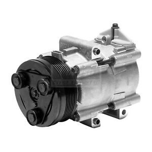 Ac Compressor For Ford Mustang Gt 4 6l 1996 2006 Also F Series Lincoln Mercury
