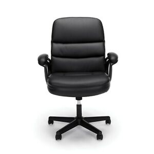 Ofm Essentials Collection Bonded Leather Executive Manager s Chair