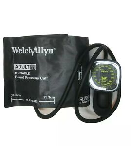New Welch Allyn Flexiport Reusable Med large Adult Blood Pressure Cuff Reuse 11