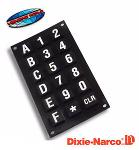 Dixie Narco Rubber Number For 2145 5591 Bev Max Also Dn5000 Mfg W453 2 new