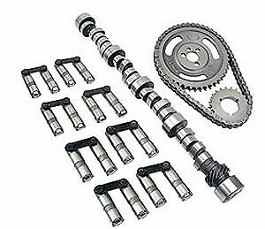 Comp Cams Sk08 305 8 Computer Controlled Hydraulic Roller Tappet Cam Kit Rpm Ran
