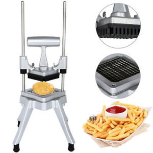 Vegetable Slicer And Chopper Commercial Fruit Machine French Fry Cutter Cutter