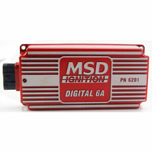 Msd Ignition 6201 Digital 6a Ignition Control