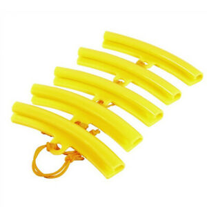5pcs Car Tire Changer Guard Rim Protector Tyre Wheel Changing Edge Saver Tool Wi