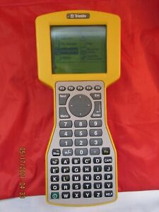 Trimble Tsc1 Handheld Data Collector W Case Battery Charger Data Gps Cables