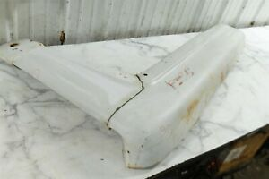 53 Ford Jubilee Naa Tractor Right Side Hood Cover Panel