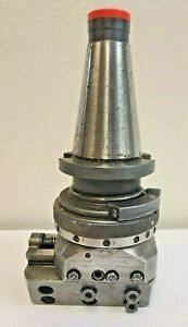 Wohlhaupter Boring Facing Head Mo 4xl Upa4 S5 13608 Mill Holder Made In Germany