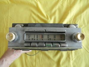 1958 Ford T C Radio Retractable Ranchero Town Country