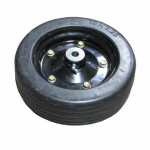 Replacement Bush Hog Solid Finish Mower Wheel 10 X 3 25 Part Number 87750