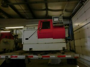 2 1999 Gildemeister Mf Srint 65 Cnc Lathes With 10 Bar Feeder And Chip Conveyor