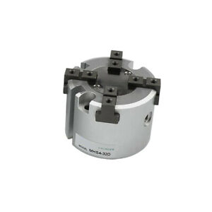 High Quality Pneumatic Finger Gripper Cylinder Mhs4 32d Double Acting Bore 25mm
