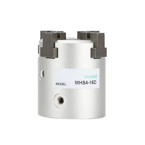High Quality Pneumatic Finger Gripper Cylinder Mhs4 16d Double Acting Bore 16mm