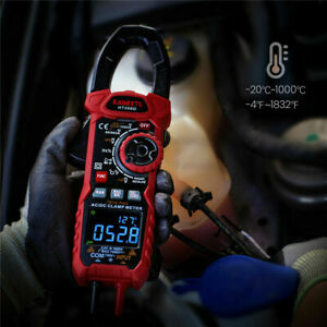 Kaiweets Ht208d Digital Clamp Meter Rms Mini Multimeter Ohm Diode Continuity Cap