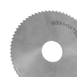 Slitting Saw Cutter Professional Cutting off Slotting Steel Copper Durable