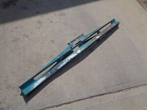 1962 62 Ford Truck Upper Grill Header Panel Solid