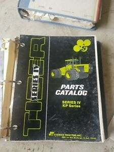 Steiger Kp Tractor Parts Manual Catalog Series Iv
