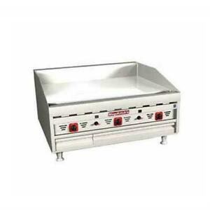 Magikitch n Mkg 36 36 Gas Griddle Flat Grill With Thermostatic Controls