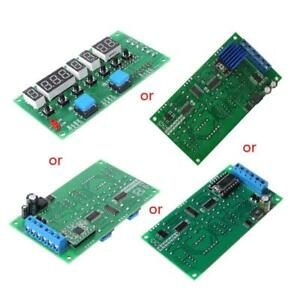Stepper Motor Driver Controller Module Angle direction speed time Programmable