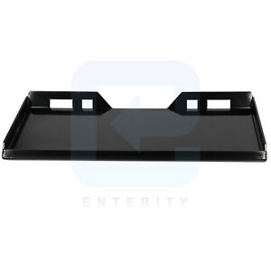 Skid Steer Mount Plate quick Connector loader Plate Compatible For Tractor