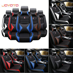 Luxury Universal Car Seat Covers For 5 Seat Cars Suv Sedans All Set Seat Cover