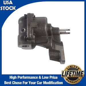 Small Block Melling Oil Pump For Chevy 1957 2006 327 350 400 Sbc Standard Volume
