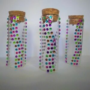 Multi color Earring Glass Cases