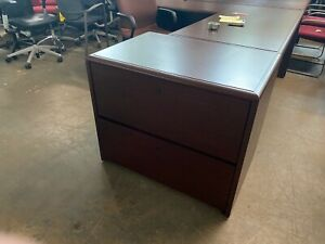 2dr 36 wx24 d Lateral File Cabinet By National Arrowood Kimball Office Furniture