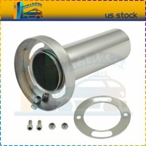 4 Removable Adjustable Exhaust Muffler Insert Stainless