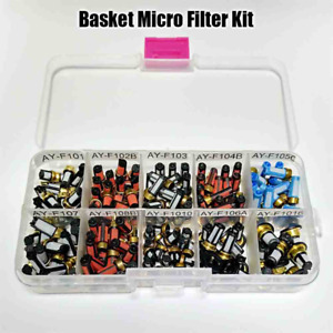 Basket Micro Filter Kit Fuel Injector Repair Accessories Wholesale High Quality