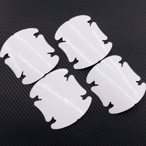 Clear Car Accessories Door Handle Films Sticker Protector Anti Scratch Protect