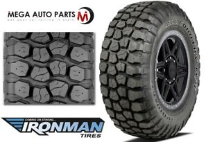 1 Ironman All Country M T 31x10 50r15 6 Ply 109q Owl Off Road Truck Mud Tires
