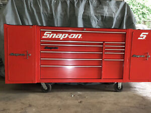 Brand New Snap On Roll Cabinet