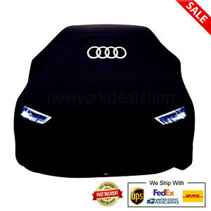 Audi S Line Quattro Car Cover Rs3 Rs5 Rs6 Rs7 S Line S3 S4 S5 S6 S7 Dust Proof