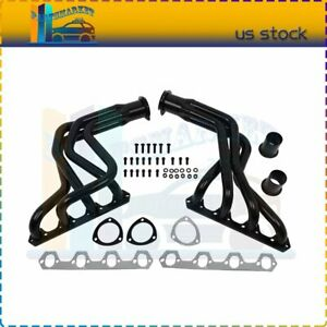 Racing Exhaust Header High Flow For 69 79 Ford F 100 Pickup Truck 302ci V8 2wd