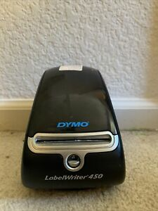 Dymo Labelwriter 450 Turbo Thermal Label Printer Only no Power Cord Or Usb