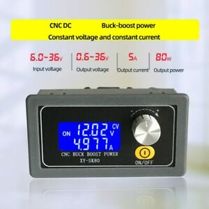 Adjustable Automatic Buck Module Dc Constant Voltage Current Regulated
