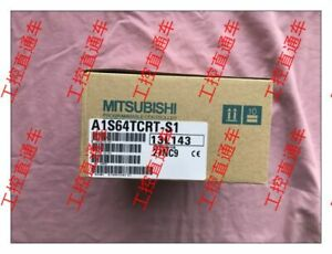 Mitsubishi Plc A1s64tcrt s1 New Free Expedited Shipping