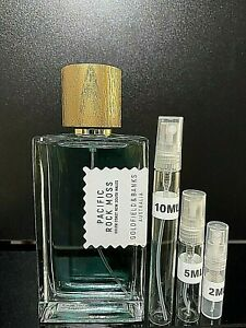 Pacific Rock Moss Goldfield amp; Banks 2ml5ml10ml authentic fast shipping $27.00