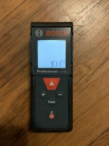 Bosch Professional Glm 35 Laser Measure 120ft Tested Range Accuracy 1 16