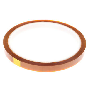 8mm Thermal Insulation Tape Polyimide Adhesive Insulating Adhesive Tape 33mj Vu