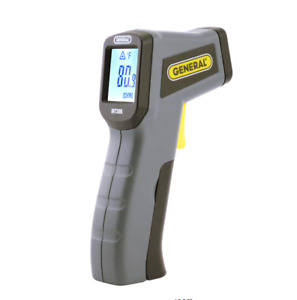 Mini Infrared Thermometer Digital Display Type With Backlit Screen Test Meter
