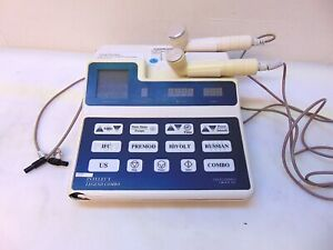Chattanooga Intelect Legend Combo 2c With 2 Probes Ultrasound Therapy S5937