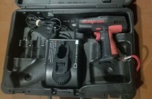 Snap On Ct3110hp 3 8 Drive Impact Wrench 12v Ctc420 No Battery